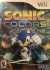 Sonic Colors (Foil Cover) Box Art