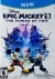 Disney Epic Mickey 2: The Power of Two [CA] Box Art