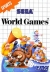 World Games (Sega®) Box Art