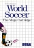 World Soccer (Sega®) Box Art