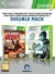 Tom Clancy's Rainbow Six: Vegas 2 Comlete Edition / Tom Clancy's Ghost Recon Advanced Warfighter 2 - Double Pack Box Art