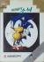 Sonic the Hedgehog (Super Aladdin Boy Gold Label) Box Art