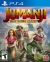 Jumanji: The Video Game Box Art