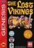 Lost Vikings, The (Ballistic) Box Art