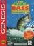TNN Outdoors Bass Tournament '96 (cardboard box / small cart) Box Art