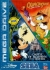 Quackshot Starring Donald Duck / Castle of Illusion Starring Mickey Mouse [PT] Box Art