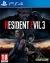Resident Evil 3 Box Art