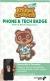 Animal Crossing: New Horizons Phone & Tech Badge Box Art