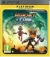 Ratchet & Clank: A Crack In Time - Platinum Box Art