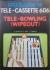 Palladium Tele-Cassette 606 Tele-Bowling (Wipeout) Box Art
