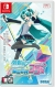 Hatsune Miku: Project DIVA MEGA39's Box Art