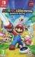 Mario + The Lapins Crétins Kingdom Battle Box Art