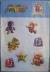 Super Mario 3D All-Stars - Set of 3 Sticker Sheets Box Art