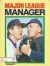 Major League Manager Box Art