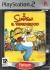 I Simpson Il videogioco - Platinum Box Art