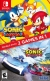 Sonic Mania + Team Sonic Racing Box Art
