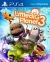 Little Big Planet 3 Box Art