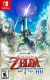 Legend of Zelda, The: Skyward Sword HD Box Art