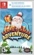 Santa's Xmas Adventure Box Art