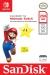 SanDisk microSDXC for Nintendo Switch 256GB (2019) Box Art