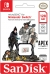 SanDisk microSDXC for Nintendo Switch 128GB (2021) Box Art