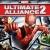 Marvel: Ultimate Alliance 2 Box Art
