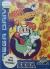 Mega Bomberman (Mean Machines) Box Art