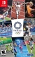 Olympic Games Tokyo 2020: The Official Video Game Box Art